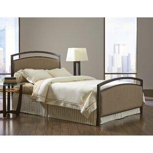 Gracie Oaks Allenhurst Upholstered Panel Bed