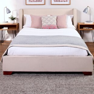 Wayde Upholstered Storage Platform Bed by Brayden Studio Sale