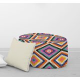 Winfree DAKHA Pouf By Marina Gutierrez by Union Rustic