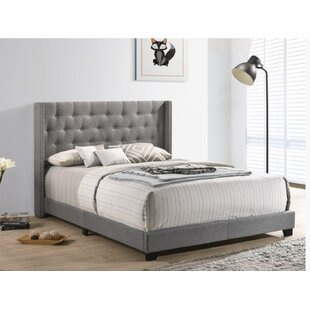 Bauer Upholstered Panel Bed