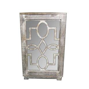 Ophelia & Co. Hallie 1 Door Accent Cabinet