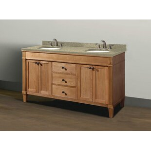 Comparison Cambridge 61 Double Bathroom Vanity Set By Empire Industries