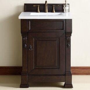 Bedrock 26 Single Bathroom Vanity Set by Darby Home Co