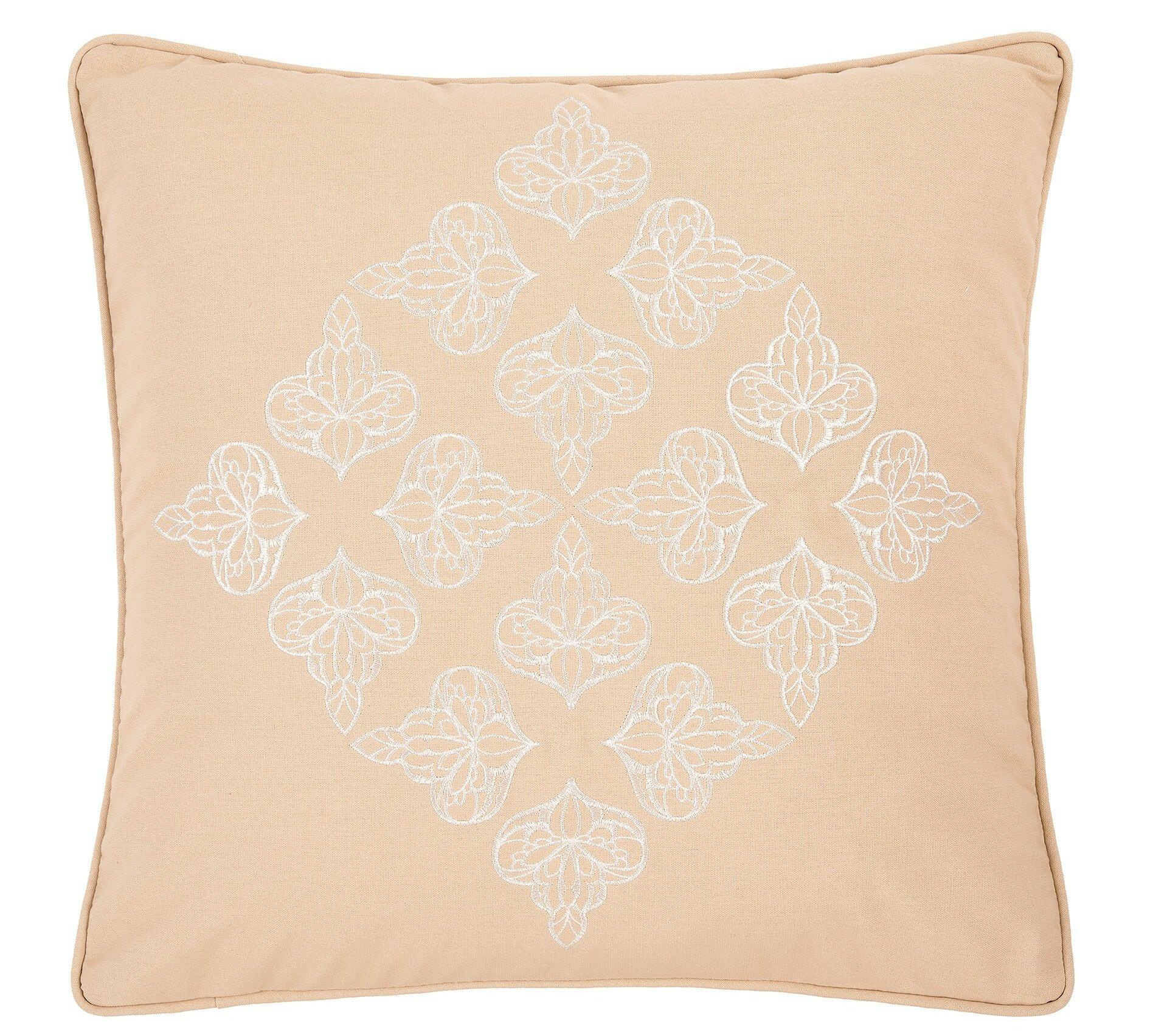 House Of Hampton Prinsburg Cotton Throw Pillow Wayfair