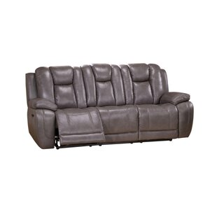 Fae Power Reclining Sofa Red Barrel Studio