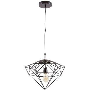 Diego 1-Light Foyer/Geometric Pendant