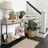 Frates 41 Console Table by Union Rustic