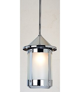 Berkeley 1-Light Outdoor Hanging Lantern