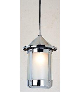 Berkeley 1-Light Outdoor Hanging Lantern