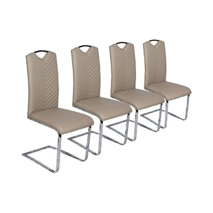 Cragmont Upholstered Dining Chair (Set Of 4) By Metro Lane