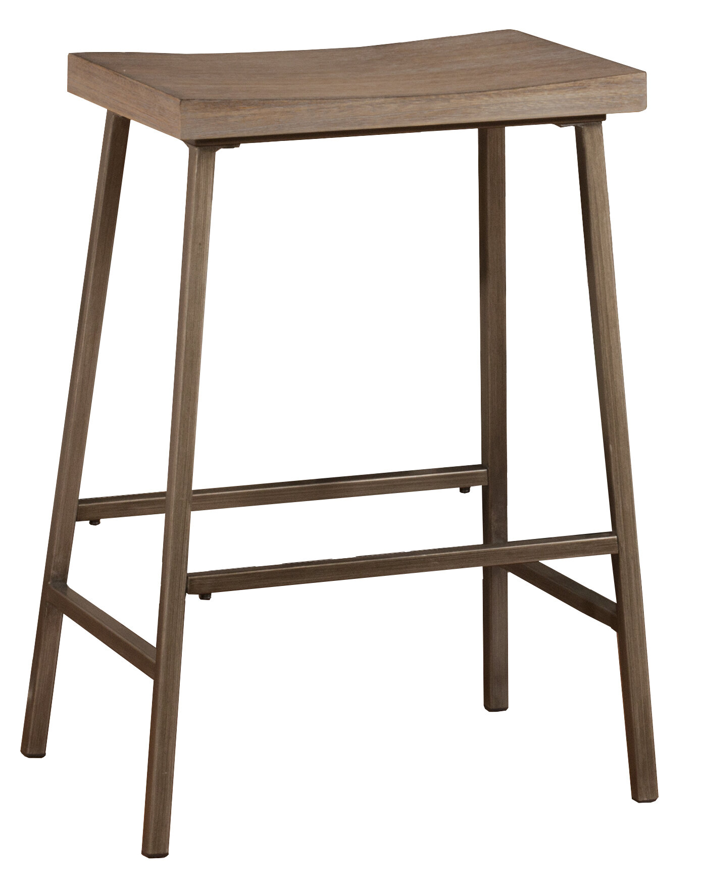 Astonishing August Grove Droitwich Backless 26 Counter Bar Stool Gmtry Best Dining Table And Chair Ideas Images Gmtryco
