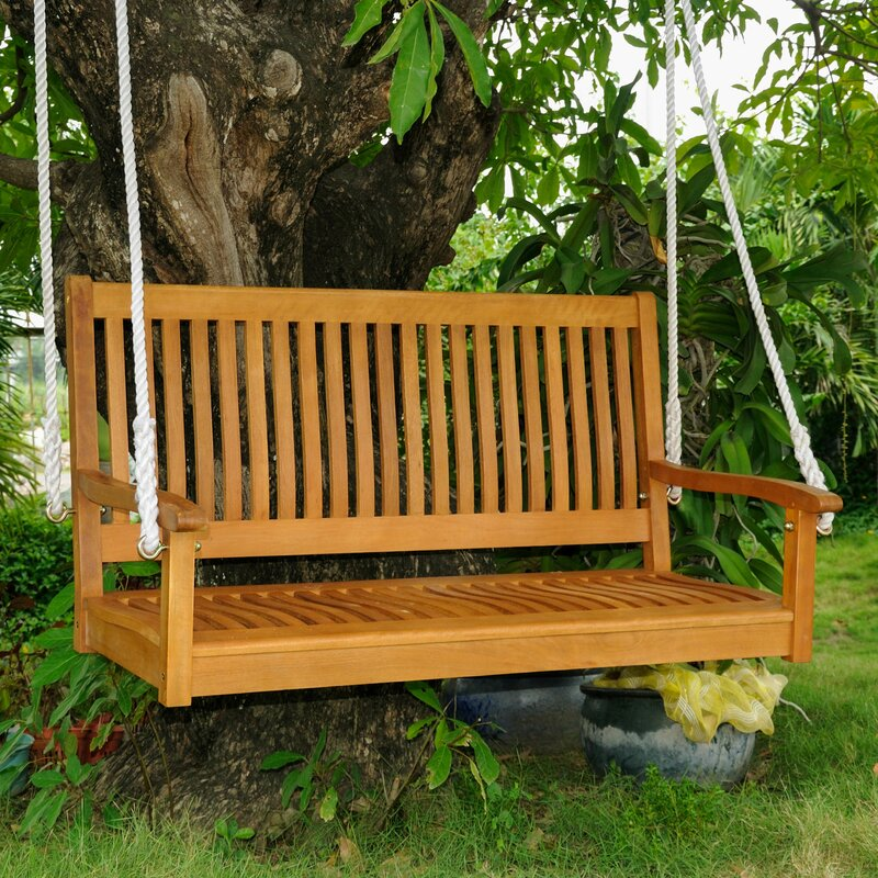 n swings patio wood furniture the swing b person danish rta compressed depot daybed home porch wooden outdoors plantation chairs