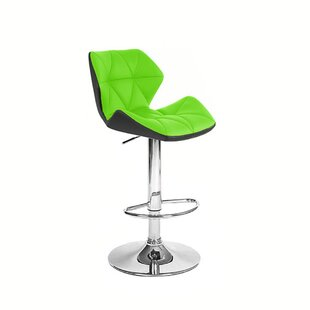 Spyder Adjustable Height Swivel Bar Stool Vandue Corporation