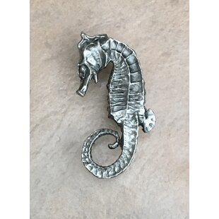 Tropical Sea Horse Novelty Knob by D'Artefax