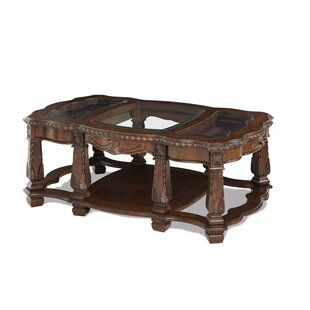 Savings Windsor Court Coffee Table Michael Amini