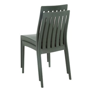 Stackable Plastic Patio Chairs Wayfair