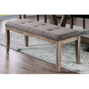 Shepherd Rectangular Wood Bench