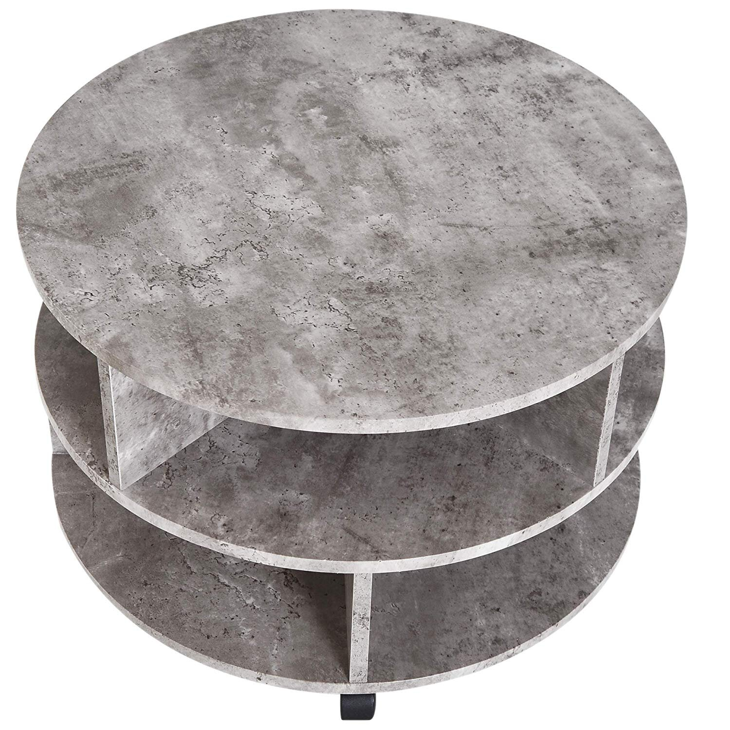 Round Pine Coffee Tables You Ll Love Wayfair Co Uk