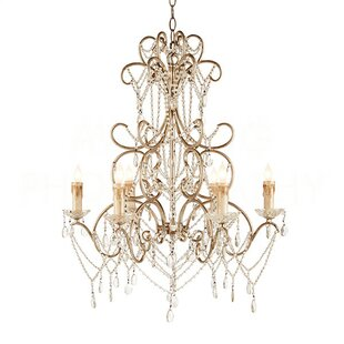 Carew Candle-Style Chandelier by Aidan Gray