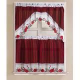 Miraculous Apple Curtains For Kitchen Wayfair Download Free Architecture Designs Scobabritishbridgeorg