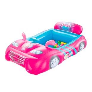 Bestway Barbie Sports Car Ball..