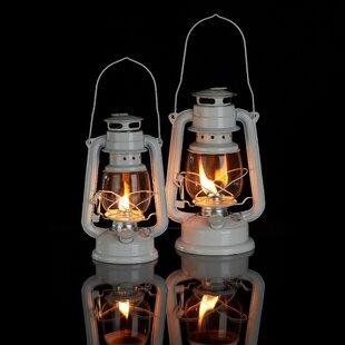 Janney 2-Piece Lantern Set By Sol 72 Outdoor