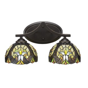 Astoria Grand Pickens 2-Light Vanity Light