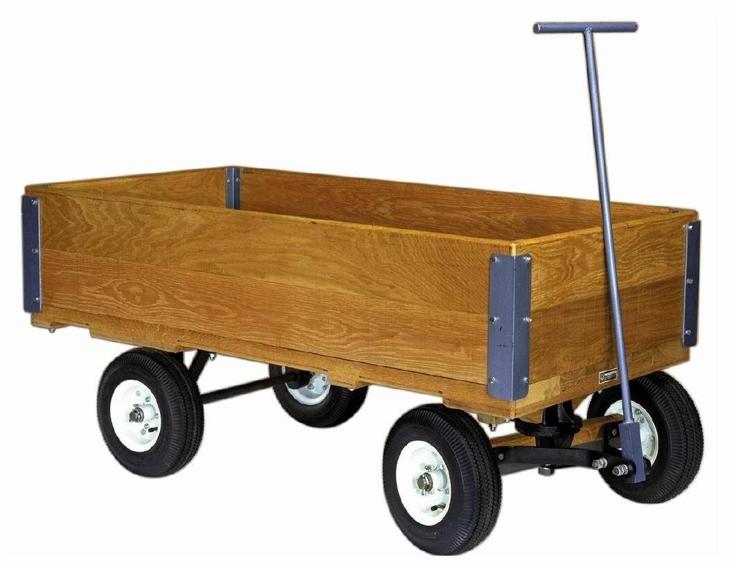 Hamilton Caster Convertible Wagon Utility Cart Wayfair Ca