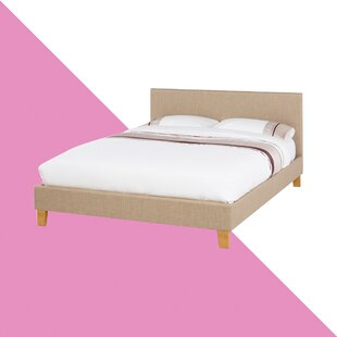 Camire Upholstered Bed Frame By Hashtag Home