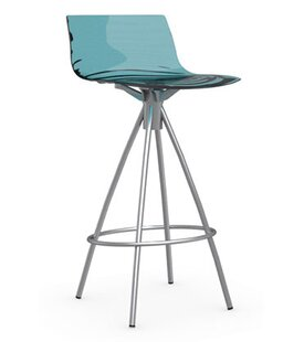 L'Eau 25.63 Bar Stool