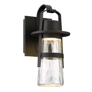 Modern Forms Balthus LED Outdoor Wall Lantern