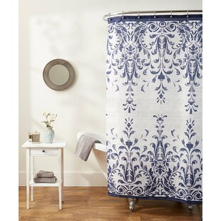 Elegant Touch Shower Curtain by Daniels Bath