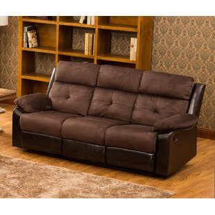 No Copoun Tavistock Comfy Reclining Sofa Red Barrel Studio