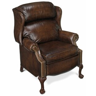 Maxwell Leather Manual Recliner