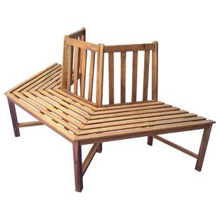 Ovid Solid Wood Tree Seat Image