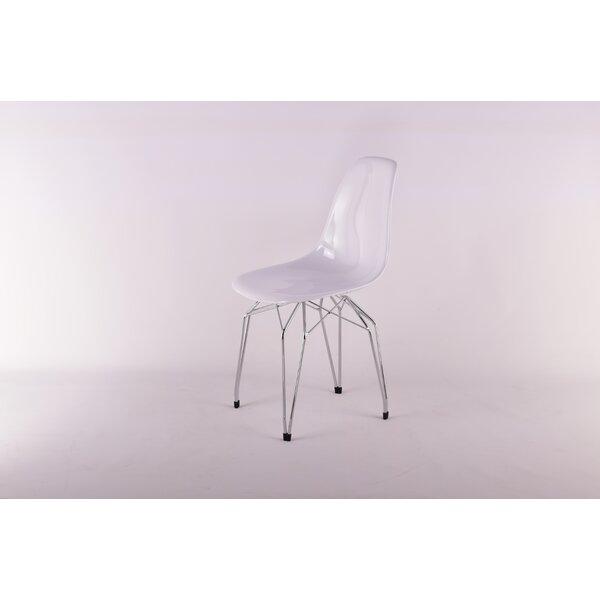 Orren Ellis Emelle Diamond Dining Chair Wayfair
