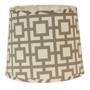 16 Linen Drum Lamp Shade By AHS Lighting