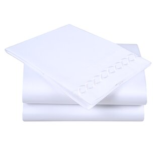 600 Thread Count 100% Cotton Sheet Set ByAffluence Home Fashions