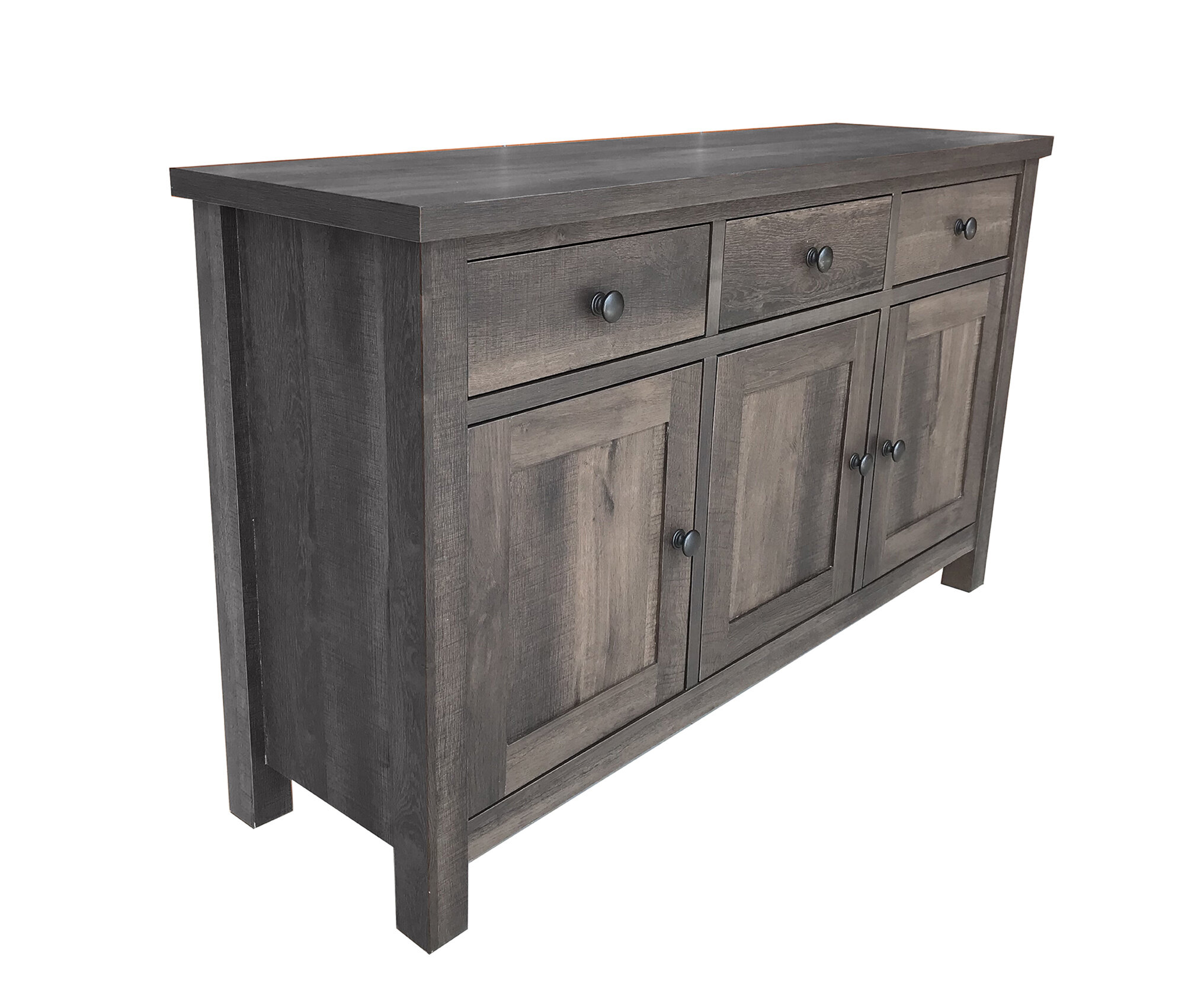 Foundry Select Walburg Teller 3 Door Accent Cabinet & Reviews
