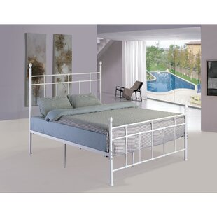 Django Platform Bed by August Grove Great Reviews