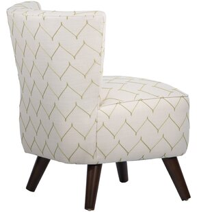 Linquist Slipper Chair by Latitude Run