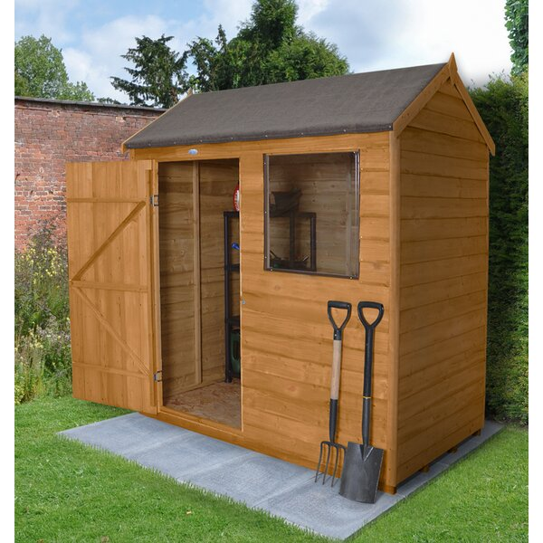 Yard, Garden & Outdoor Living Garden & Storage Sheds Trustful 20ft X 10ft Heavy Duty Garden Shed Extra Height Top Quality Wooden Timber