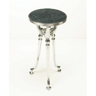 Read Reviews Mattox End Table by Ivy Bronx