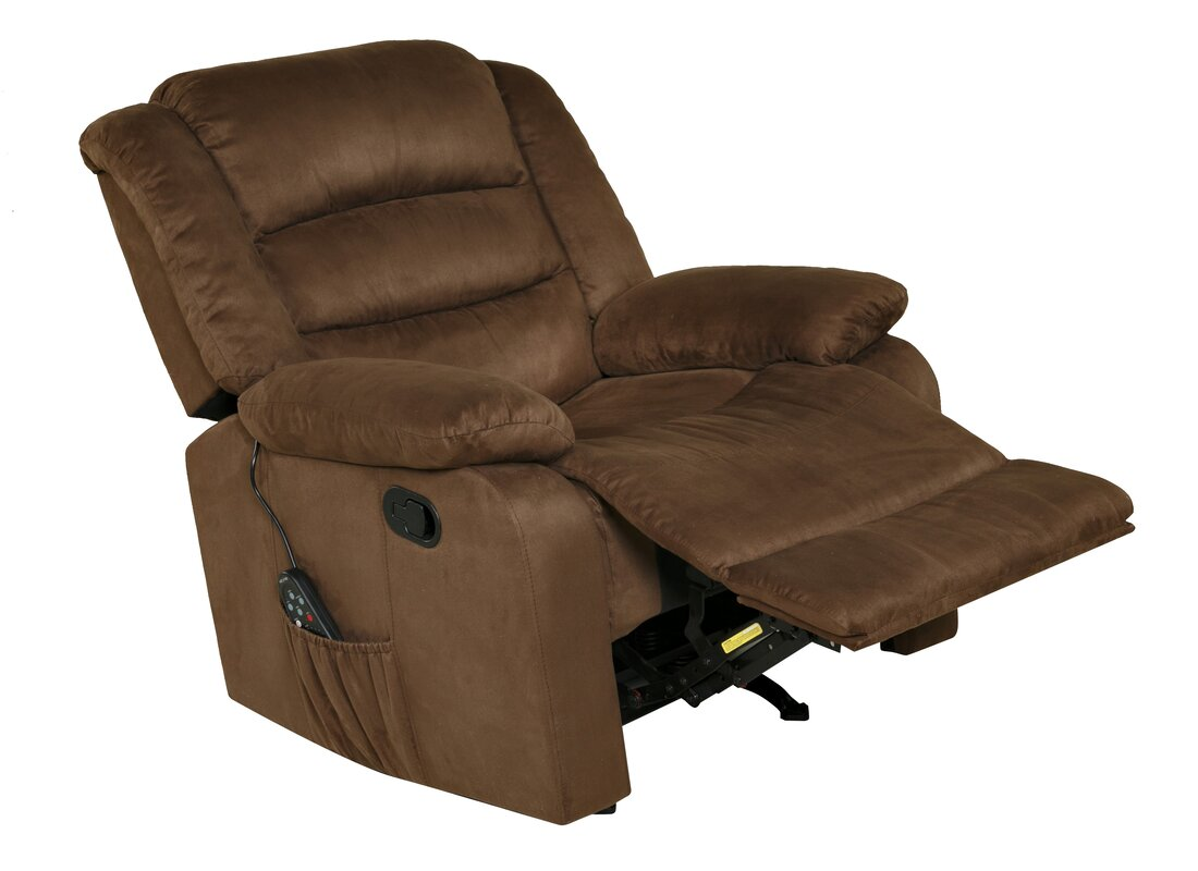 Reclining Heated Massage Chair