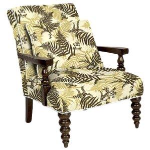 Sugar Hill Fabric Arm Chair by Paula Deen Home