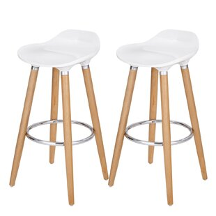 Hicks 73cm Bar Stool (Set Of 2) By Norden Home