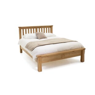 Cecile Bed - Low Footboard By August Grove