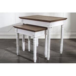 Madison 2 Piece Nesting Tables