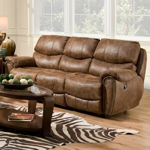 Red Barrel Studio Carolina Power Motion Reclining Sofa Image