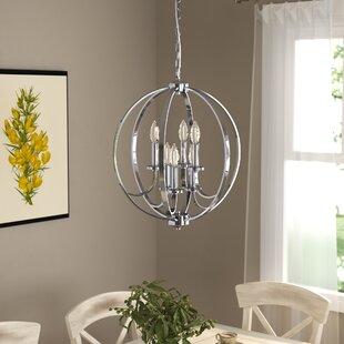 Purchase Camelon 6-Light Globe Chandelier By Gracie Oaks